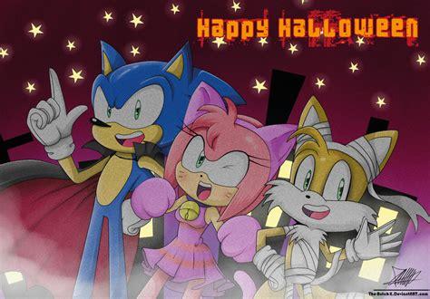 imagenes de halloween sonic sonic halloween by the butcher x on deviantart