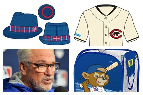 Cubs Giveaways - wrigley giveaways expect cubs fedoras jerseys maddon glasses this year