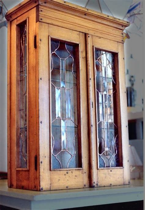 Stained Glass Cabinet by 31 Best Staining Kitchen Cabinets Images On