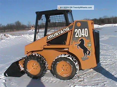mustang 2040 skid steer mustang 2040 skid steer loader