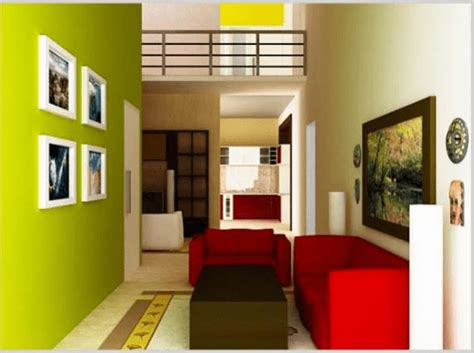 dekorasi rumah wallpaper cantik dan murah ciktom 20 warna cat ruang tamu agar terlihat luas meski aslinya