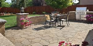 patio pavers seattle concrete patios salmon bay