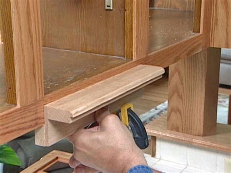 how to resurface kitchen cabinet doors how to reface and refinish kitchen cabinets how tos diy