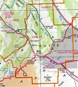 butte county california map butte county map idaho idaho hotels motels