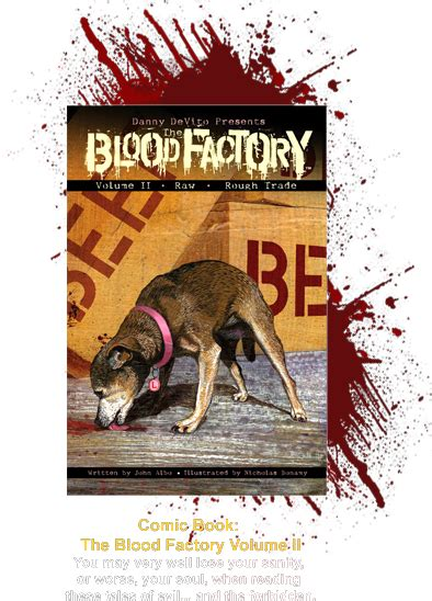 evilway resurrected horrors volume 2 books the blood factory store