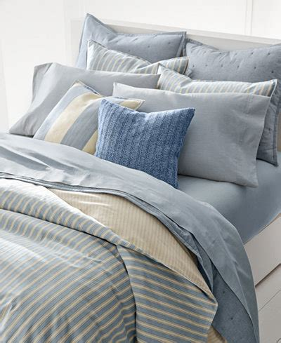 ralph lauren striped comforter lauren ralph lauren graydon bold stripe bedding collection