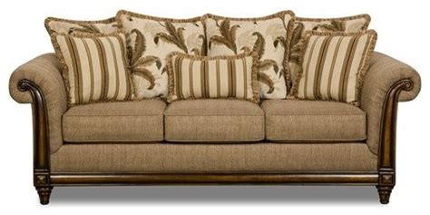 Upholstery Fabric Sofa by Simmons Upholstery Tiki Upholstery Sleeper Sofa