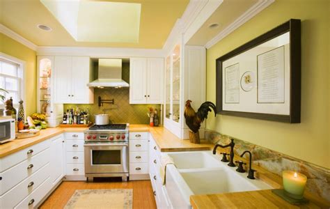 yellow paint colors for kitchen decor ideasdecor ideas - Yellow Kitchen Paint Schemes