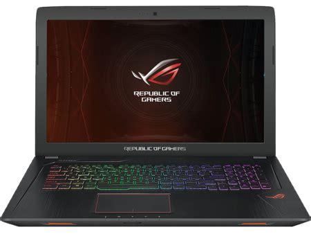 Asus Rog Laptop Ddr4 asus rog gl753ve i7 7th generation gaming laptop 16gb ddr4 1tb hhd 128gb ssd 4gb graphics