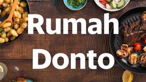 rumah donto tanimulya makanan delivery menu grabfood id