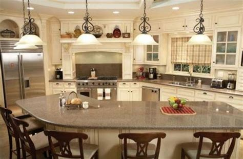miscellaneous large kitchen island design ideas curved l shaped breakfast bar interior design for unique