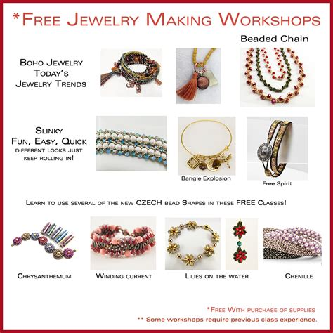 free jewelry classes free jewelry courses style guru fashion
