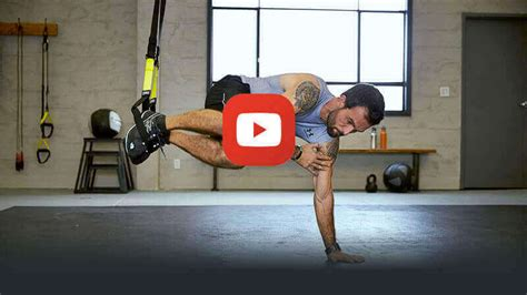 trx workout on review