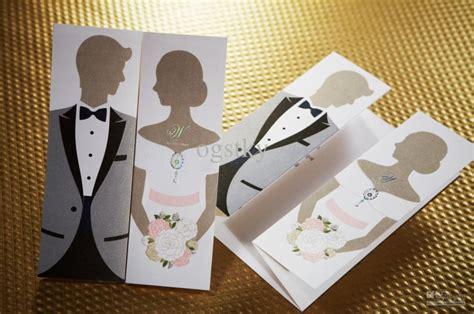 Undangan Unik 8 contoh desain undangan pernikahan yang unik satu jam