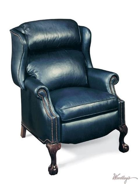 Navy Leather Recliner Chair Oh Yes Navy Leather Recliner Just Sit Stay