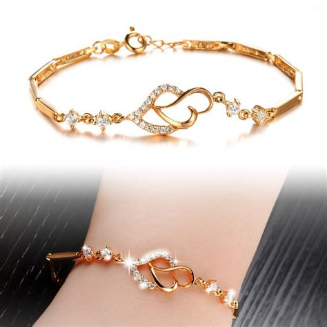Gold Beautiful Chain Styles For Women Ksvhs Jewellery Bracelet Designs For
