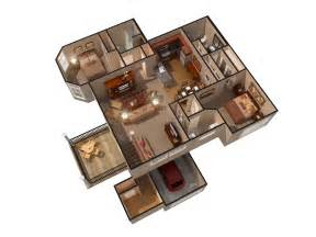saratoga springs treehouse floor plan