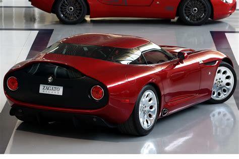 Alfa Romeo Clothing by Zagato Introduces Tz3 Stradale A Viper Acr In Alfa Romeo