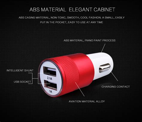 powerful car charger most powerful silver gold usb car charger for mobile