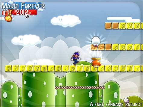 mario forever download new super mario forever 2015 1 0 windows