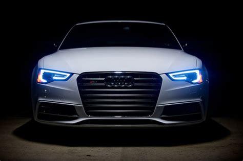 Audi Led Scheinwerfer by Audi Led Lights Headlights Lights Fancygens
