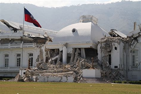 in chile s earthquake education was key to low mortality professor returns from haiti chile resolved to improve
