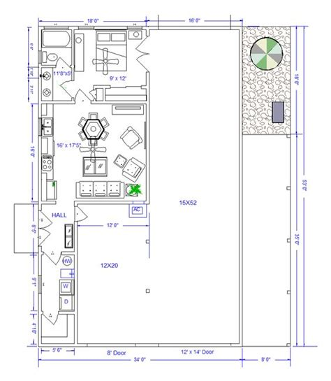 shop building plans shops with living quarters plans pictures to pin on