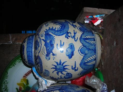 Barang Antik Guci barang antik khodam chinness antique