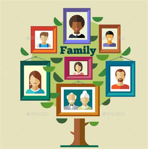 family tree template for kids family tree chart for kids printable best picture of