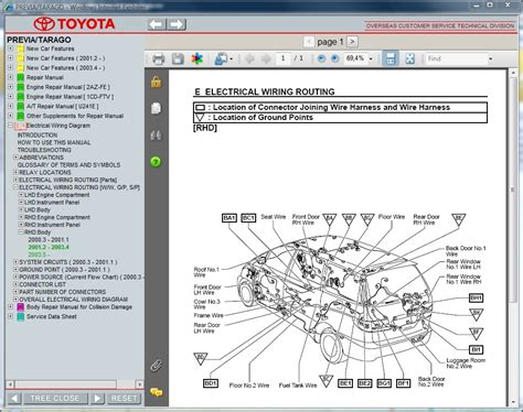 where to buy car manuals 1994 toyota previa transmission control toyota previa tarago