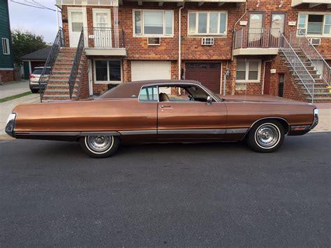 1971 Chrysler New Yorker by 1971 Chrysler New Yorker Stock 1971chrnyer For Sale Near