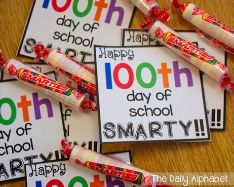 100th day of school craft projects organization hop school kindergarten and