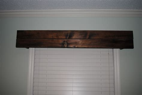 Wood Cornice Box Whitehouse Project Rustic Cornice
