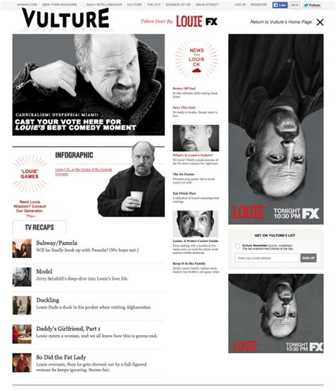 louis ck house louis c k goes native for a louie take over of new york s vulture