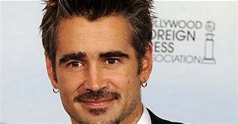 New From Farrell by Colin Farrell Admits It S To Relate To His Younger