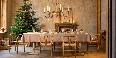 casa e tavola tavola di natale classica la casa in ordine