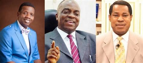 nigerians top list of 2018 richest pastors list daily post nigeria david oyedepo africa s and world s richest pastor check out his current net worth how