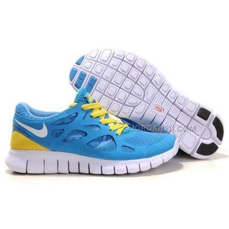 nike free run shoes on sale nike free run 2 womens running shoes blue yellow on sale