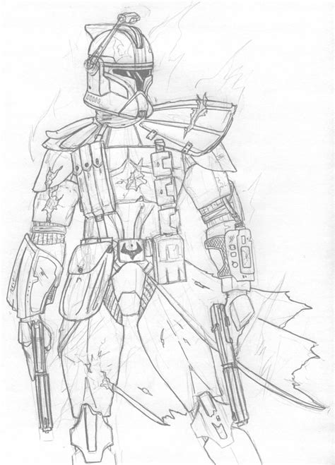 arc trooper coloring pages clone trooper commander coloring pages coloring pages