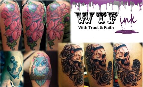 tattoo deals edmonton up to 52 off tattoos at with trust and faith ink in
