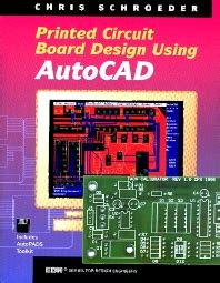pcb layout design books pcb design using autocad 1st edition