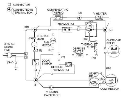 sharp sj w39j wh sj w36j wh wiring diagram industrial