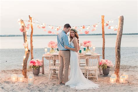 Bali Home Decor intimate bohemian beach elopement green wedding shoes