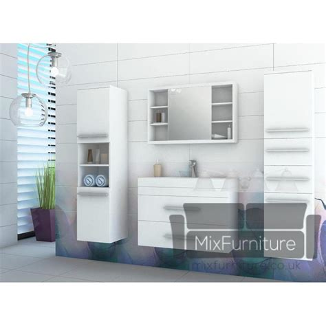 bathroom furniture sets uk bathroom furniture set milo