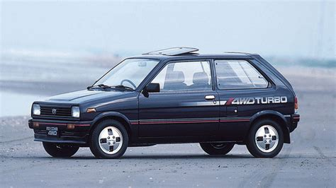 subaru the history of subaru the best models and photos of
