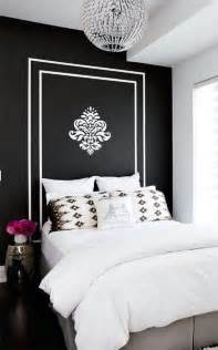Black And White Bedroom by Black And White Bedroom Interior Design Ideas