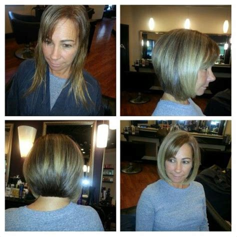 what to do after a haircut with the hairs before and after haircut by maria z hair pinterest