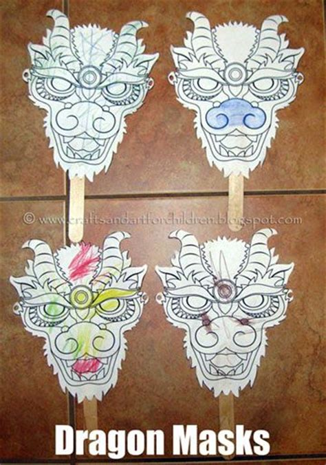new year printable mask free printable masks for to color for