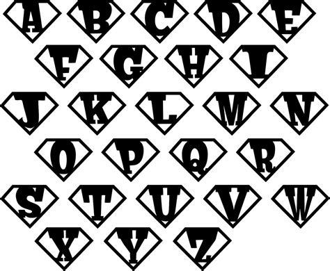 printable vinyl letters superhero initial shield vinyl wall decals
