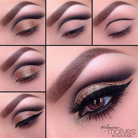 natural makeup tutorial step by step step by step eye makeup pics my collection